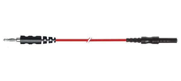 EEG-cable 85cm silver