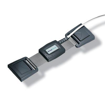 Piezocrystal effort sensor