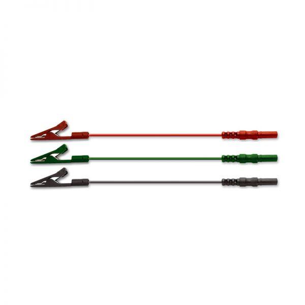 Alligator clip cable
