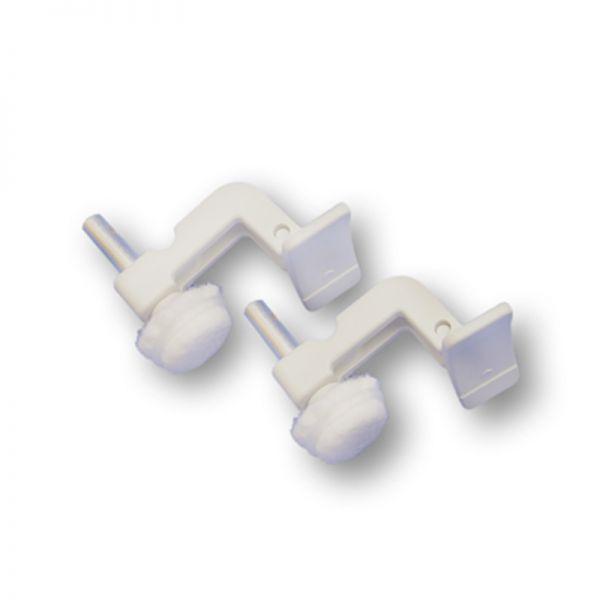 Bridge electrode